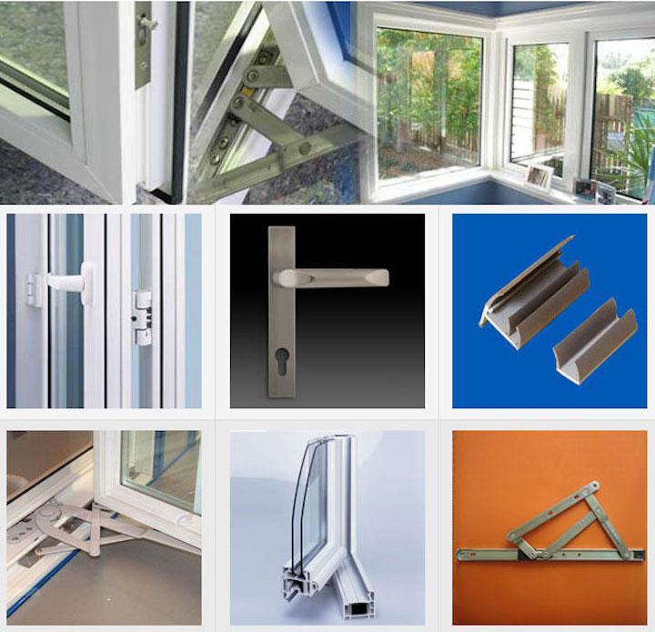 یراقها از کیفیتهای مختلف و مارکهای مختلفی تولید میشوند. بنابراین نوع یراق تاثیر زیادی بر روی کیفیت و کاربرد پنجره دارد.