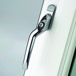از دیگر یراقهای با کیفیت و مرغوب که در پنجرههای یو پی وی سی استفاده میشود، یراق شورینگ است.