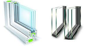 میزان و درجه عایق بندی شیشه سه جداره در مقایسه با شیشه دوجداره به میزان زیادی فرق میکند و بیشتر است.