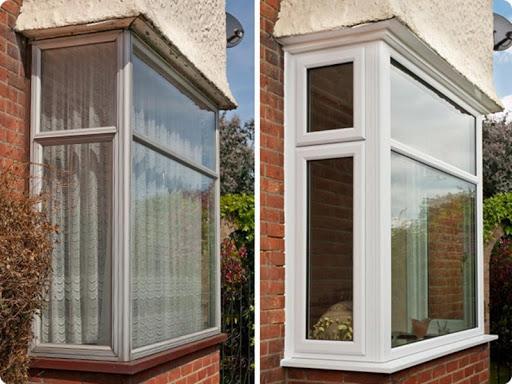 دربها و پنجرههای دو جداره از تنوع و زیبایی بسیار بالایی در مقایسه با دربها و پنجرههای قدیمی دارند.