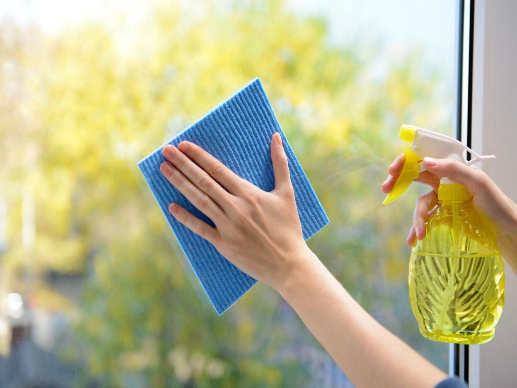 تمیز کردن مداوم را همواره در برنامه داشته باشید.